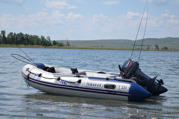Лодка yamaran t330 и мотор