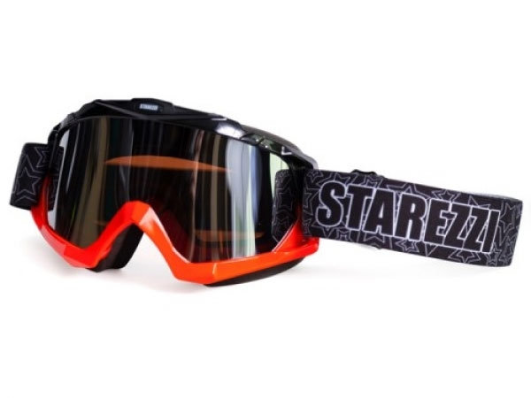 Очки STAREZZI MX 156 BLACK FLUO ORANGE