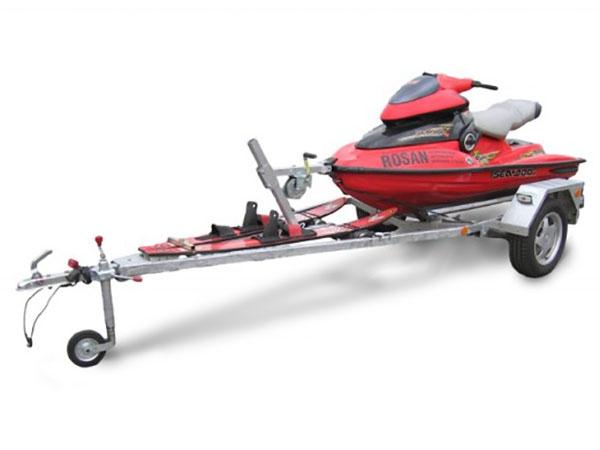 автоприцепы про  перевозки лодок пвх