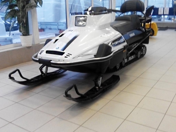 YAMAHA Viking 540 III Limited 2009